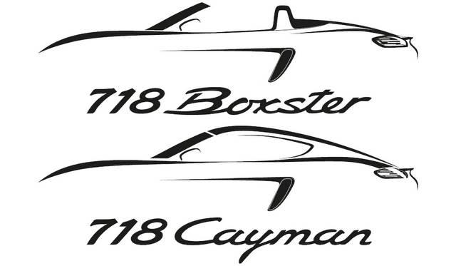ボクスター&ケイマン、4気筒へ Porsche