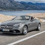 メルセデス・ベンツ、SLK改め新型SLCクラスを発表|Mercedes-Benz