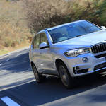 BMW X5のプラグインハイブリッドモデルに試乗|BMW