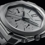 時計史上最薄クロノグラフを搭載した「オクト フィニッシモ」2019年最新モデル|BVLGARI
