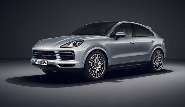 ポルシェ カイエンに「Sクーペ」を追加 Porsche