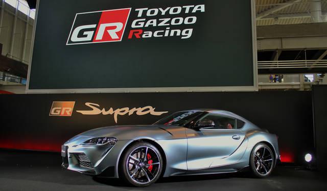 17年ぶりの新型トヨタ「スープラ」発表|Toyota