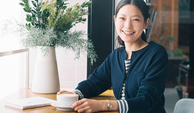 森貴美子が語る「腕時計から生まれる物語に惹かれて」|MARGARET HOWELL idea watch