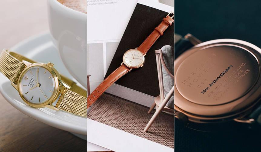 特集|働く女性を輝かせる時計|MARGARET HOWELL idea watch