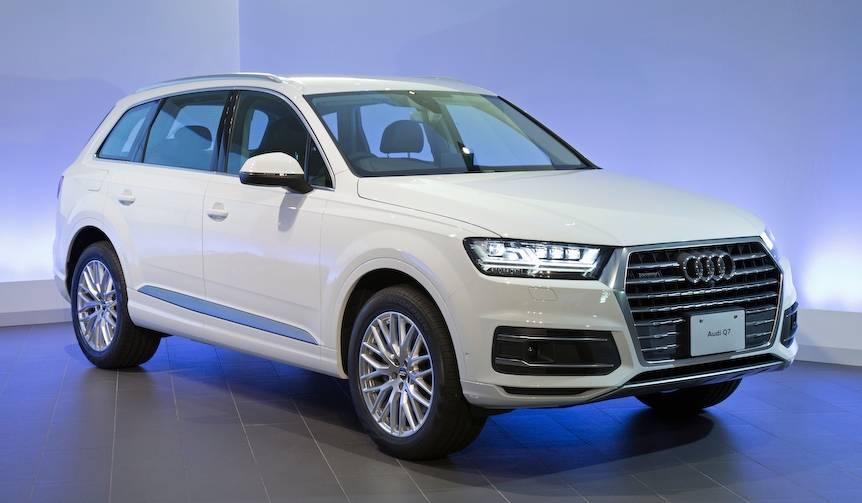 アウディの最上級SUV「Q7」が3月下旬から発売開始|Audi