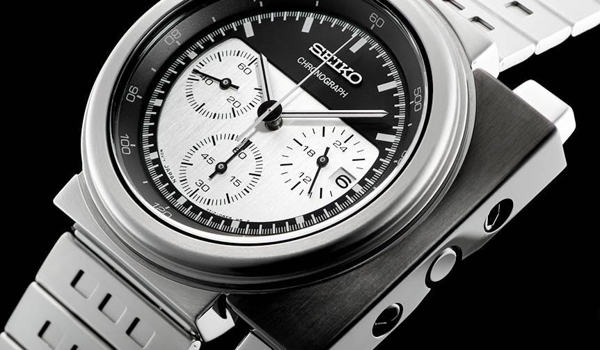 ジウジアーロ名作をメタリックカラーで現代的にリメイクした数量限定モデル|SEIKO