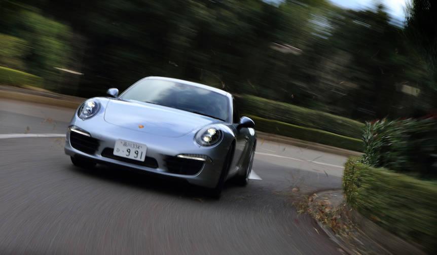 成熟の域に達した現行型911に試乗|Porsche
