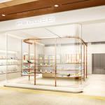 イタリア発「ペリーコ」、日本旗艦店が東京ミッドタウンに誕生 PELLICO