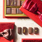 EAT|大きなリボンが目印! 「アンリ・ルルー」バレンタイン限定コフレ