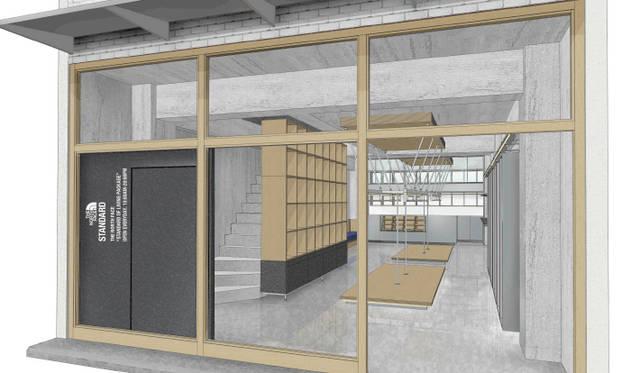 「ザ・ノース・フェイス スタンダード」京都に新店舗オープン|THE NORTH FACE