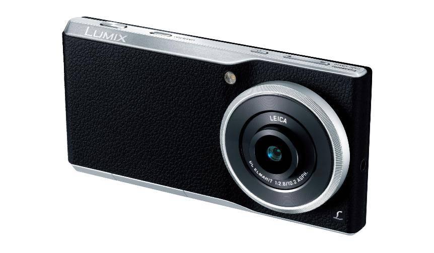 感動を共有するコミュニケーションカメラ「LUMIX CM10」発売|PANASONIC