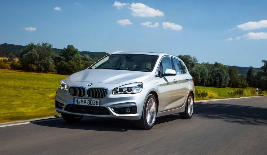 BMW、プラグインハイブリッド2車種を発表|BMW