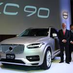ボルボのフラッグシップSUV「XC90」が第2世代へ|Volvo