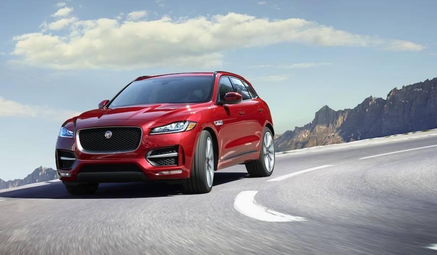 ジャガー初のSUV「F-Pace」いよいよ受注開始|Jaguar