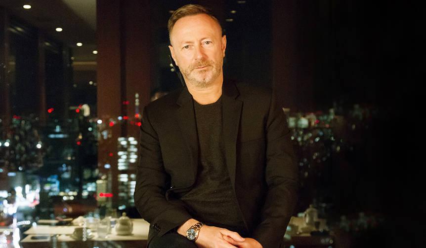 クリエイティブディレクターのケビン・ケリガンにインタビュー|Calvin Klein platinum