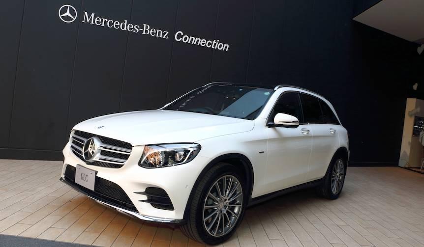 新ミドルサイズSUV「GLC」デビュー|Mercedes-Benz