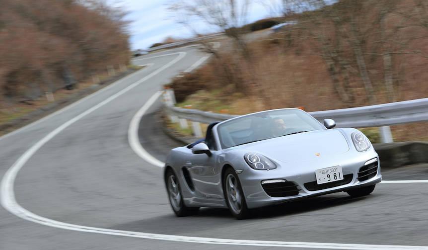 最後の6気筒ボクスターに試乗|Porsche