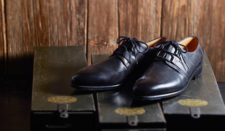 デザインの真髄が宿る靴|JOHN LOBB