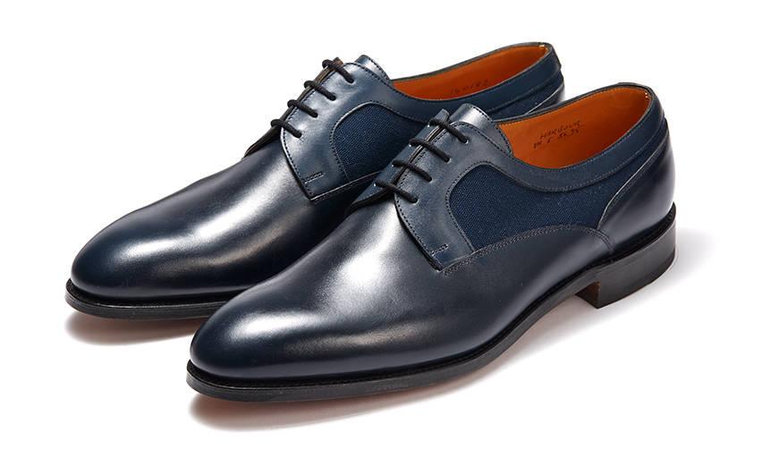 今季的な気分を凝縮した靴|JOHN LOBB