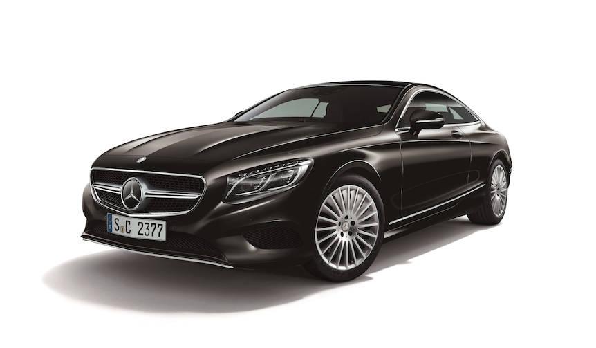 Sクラスクーペで初のV6エンジンモデルを追加|Mercedes-Benz