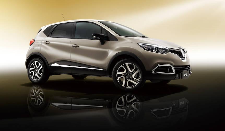 マイナーチェンジしたルノーキャプチャーを発売|Renault