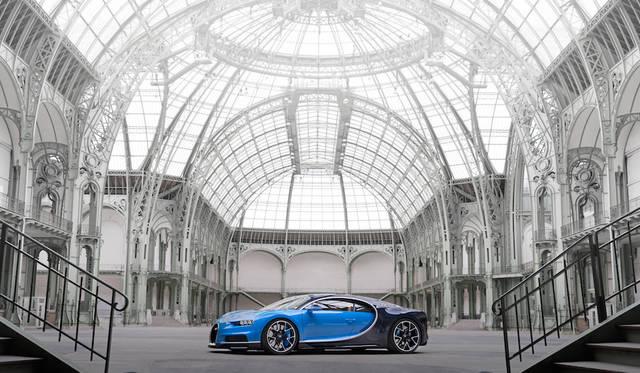 ヴェイロンの後継は最高出力1500ps!|Bugatti
