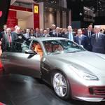 フェラーリ、4人乗り4WDモデル「GTC4ルッソ」を発表|Ferrari
