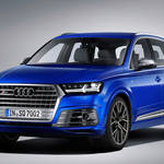 アウディQ7のスポーティモデルSQ7が登場|Audi