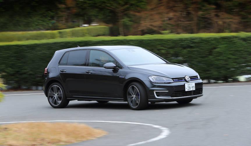 フォルクスワーゲン ゴルフ GTEに試乗|Volkswagen