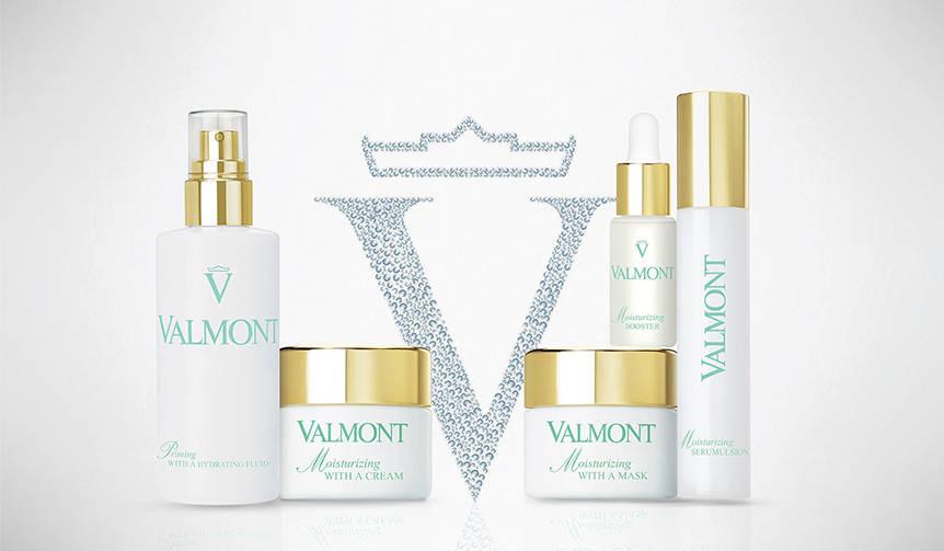 フレッシュな潤い肌を叶えるフルラインがデビュー!|VALMONT