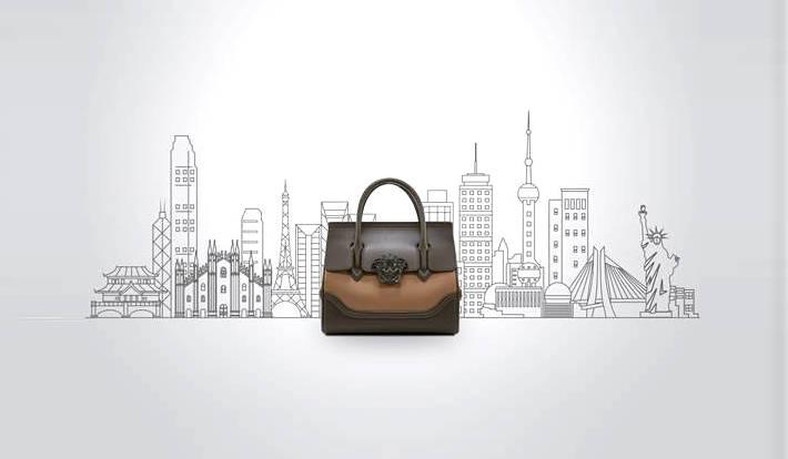 ヴェルサーチが「7 Bags for 7 Cities」コンテストを開催!|VERSACE