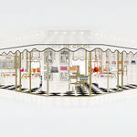 クロエ「CAFÉ DE CHLOÉ」が伊勢丹新宿店に期間限定オープン|Chloé|Chloé ギャラリー
