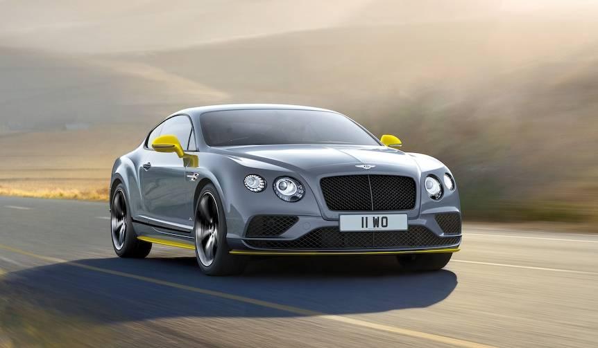 出力向上した新型コンチネンタルGTスピードが登場|Bentley
