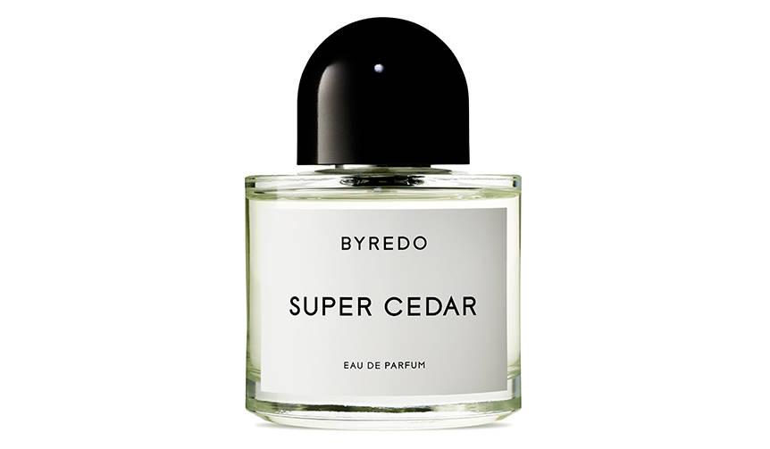 スウェーデンを感じさせるオードパフューム「スーパー シダー」登場 BYREDO