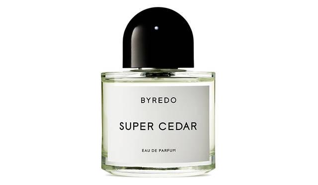 スウェーデンを感じさせるオードパフューム「スーパー シダー」登場|BYREDO