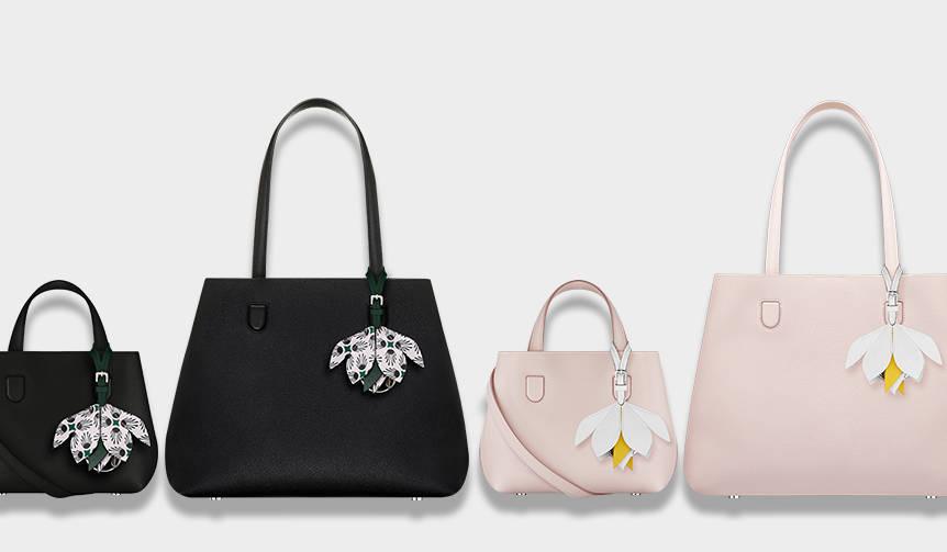 ディオールが桜にインスピレーションを得た限定バッグを発売|DIOR