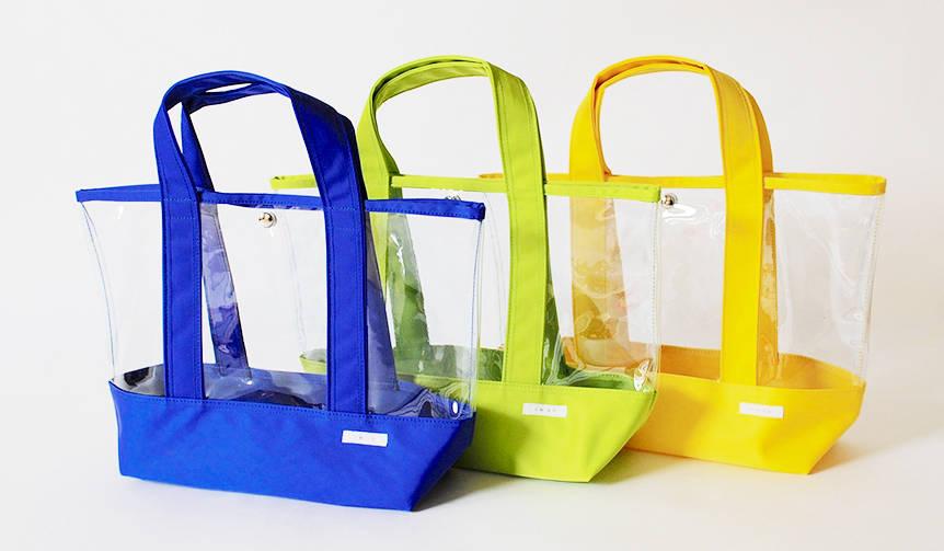 絶妙のサイズ感で好評。売り切れ必至のオリジナルプールバッグが今年も登場|CHIGO