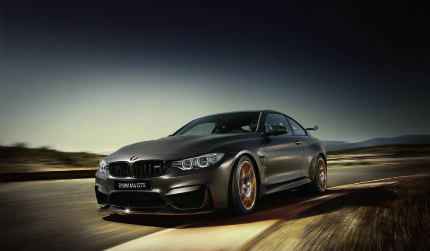 特別なハイパフォーマンスモデル「M4 GTS」を発売|BMW