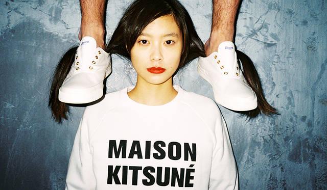 メゾン キツネ 柔道からインスパイアされた「REISHIKI」コレクション|MAISON KITSUNÉ