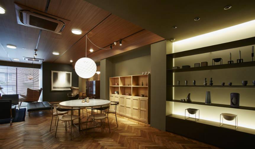 デンマーク家具専門店「DANSK MØBEL GALLERY」がグランドオープン|DESIGN