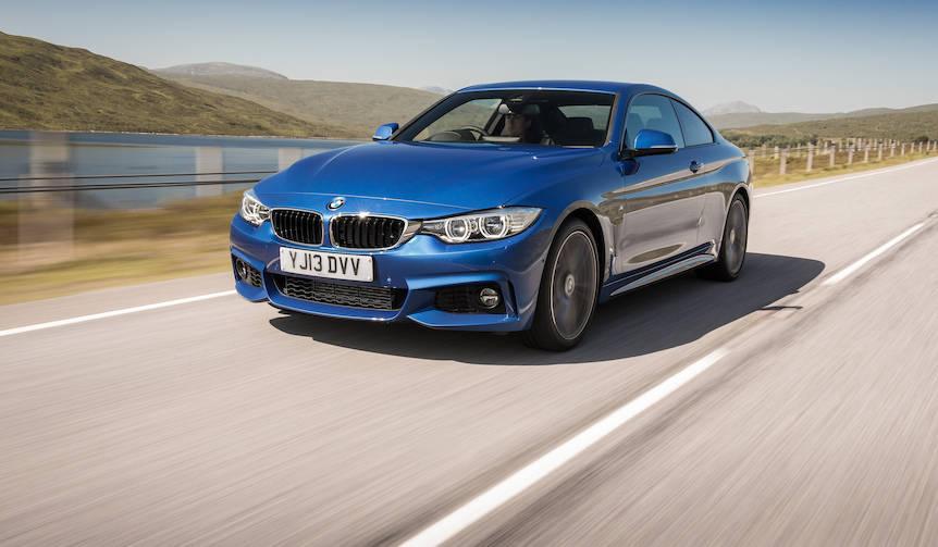 BMW 4シリーズに新ガソリンエンジンを搭載|BMW