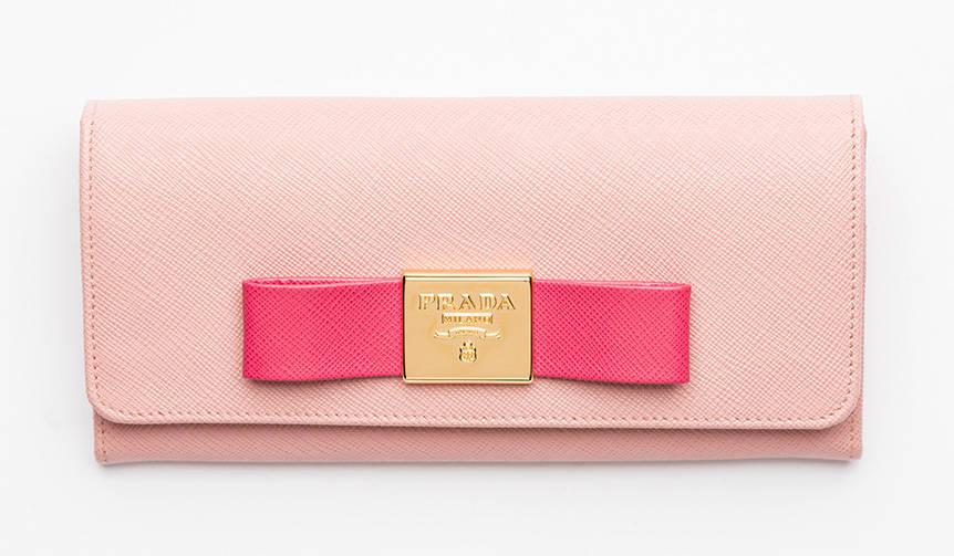 プラダ ゴールデンウィークに向け日本限定の財布を発売|PRADA
