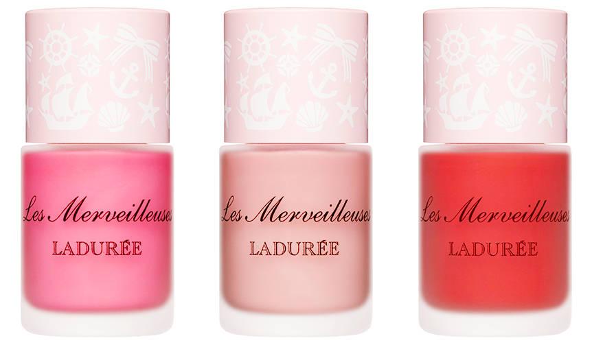 チークやバスアイテムなど夏の数量限定品発売 Les Merveilleuses LADURÉE
