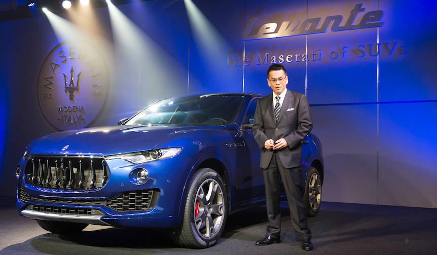 マセラティ初のSUVいよいよ日本発売開始|Maserati
