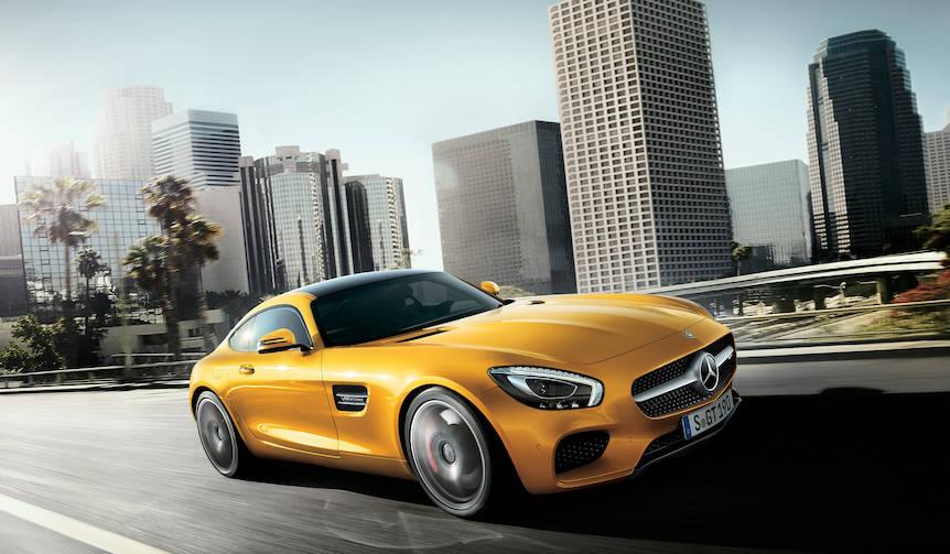 メルセデスAMGから自動車誕生130周年記念モデル登場|Mercedes-AMG