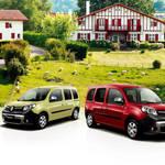 「バスクの風景」をイメージしたカングーの限定車|Renault
