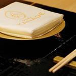 和食とシャンパーニュが愉しめる「銀座 奏」がオープン|GINZA KANADE
