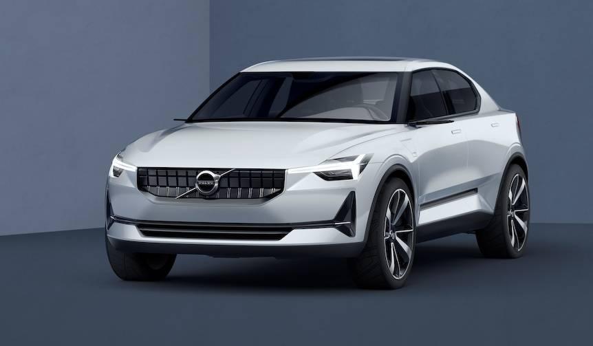 ボルボ、次期40シリーズに繋がるコンセプトを公開|Volvo