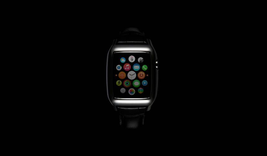 トラッド感あふれるApple Watchケース「The Watch」発売|SQUAIR