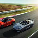 ジャガー史上最も早くパワフルな「F-TYPE SVR」が受注開始|Jaguar